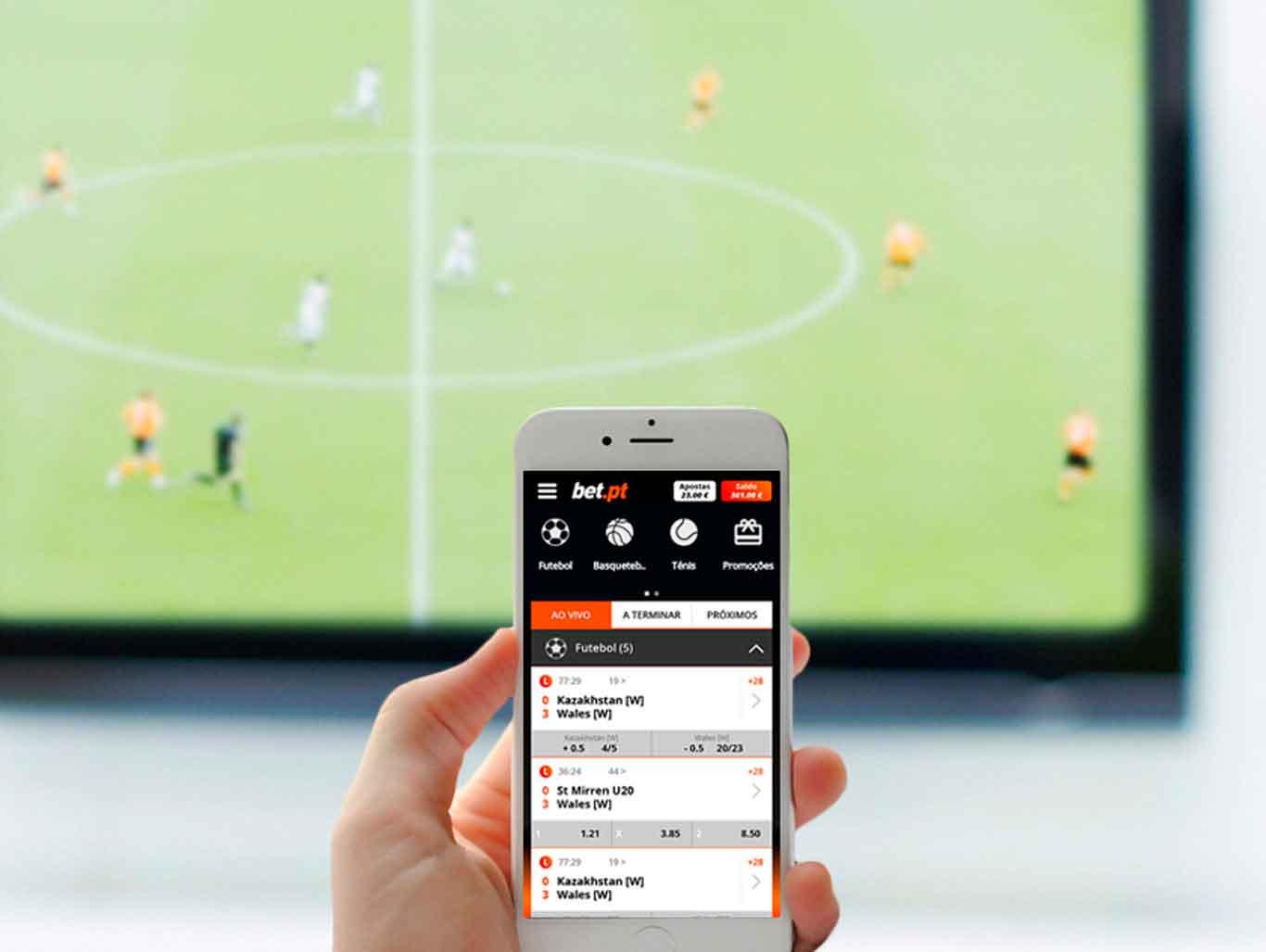 bet pt mobile app