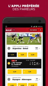 Betclic app apostas esportivas
